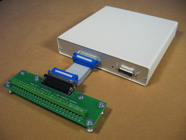 PAR8CH AND TERMINAL BOARD PHOTO