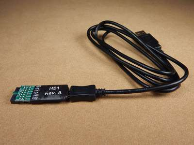 SURPLUS DIGILENT JTAG HS1 PROGRAMMING CABLE PHOTO